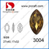 Pointed Back Crystal Fancy Pendant for Glass Jewelry Accessories