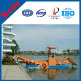 ISO Approved Aquatic Weed Harvester Boat