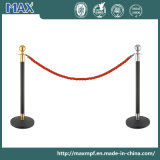 High Grade Ball Top Hotel Hanging Rope Belt Barrier