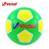 32 Panels Multi-Color Phthalate Free PVC Material Football