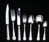 Elegant Style Ststainless Steel Comfortable King Cutlery