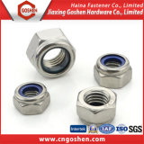 DIN982 Stainless Steel Locked Insert Nut