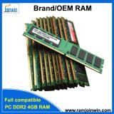 Low Density Cheap Price 256MB*8 16chips Desktop DDR2 4GB RAM