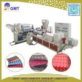 PVC+PMMA-ASA Coloured Glaze Roofing panel Sheet Plastic Extruder Making Machine
