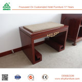 Plywood Frame with Fabric Upholster Luggage Rack for Hotel Bedroom