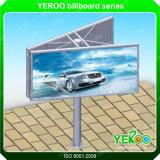 Advertising Steel Structure Billboard LED Backlit Billboard