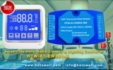 Modbus Communication Thermostat with Internal and External Dual Ntc Sensor