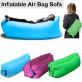 Air Sofa Sleep Bed Inflation Bag Lounger Inflatable Sofa Bag