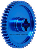 OEM Machining Aluminum 58 Tooth Centre Differential RC Spur Gear