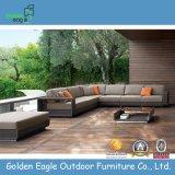 UV Resistant PE Rattan Outdoor Sofa Design