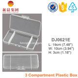 3 Compartment Plastic Storage Box