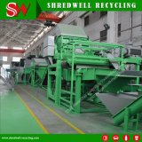 Whole Tyre Recycle Machinery for Making Rubber Mulch at Factory Price