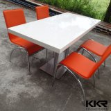 Modern Hotel Furniture Marble Dining Table and Chair
