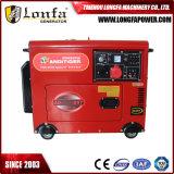 7kVA Super Silent Diesel Machinery Engine Diesel Generator 7 Kw Three Phase