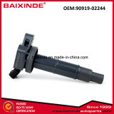 Car Parts Ignition Coil 90919-02244 for Toyota Avensis, Camry, RAV4 from China Factory Wholesale Price Free Sample