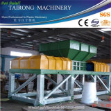 High Speed Waste Plastic Paper Single/Double Shaft Shredder