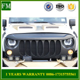 Matte Black Beast Front Grille for Jeep Wrangler Jk