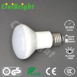 Plastic and Aluminum 3W 6W 8W LED R Lamp
