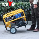 Bison (CHAIN) BS4500h (H) 2kw 2kVA Ce Approved High Quality Easy Move Electric Motor Driven Generator