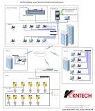 Public Address General Alarm System Paga Kntech