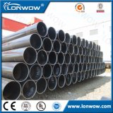 Large Diameter ERW Black Steel Pipe for Water Transmission