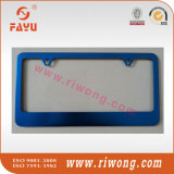 Wholesale Metal Auto License Plate Frame with Screws and Caps
