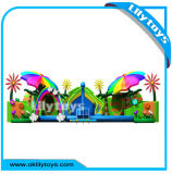 Moving Ground Inflatable Pool Water Park for Sale