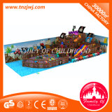 Ship Design Indoor Playground Set for Kids Hot Sale