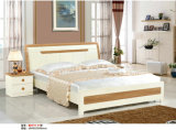 T Series High Quality Modern Bed, Europe Bedroom Furniture Set (T801)