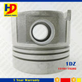 Excavator Diesel Engine Parts 1dz for Piston with Pin in Stock with OEM No (13101-78202)