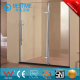 New Design Stainless-Steel Hinge Shower Screen (BL-F3010)