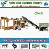 Selling Well Fully Hollow Block Making Machine From Abroad