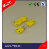 Mini Type K Type Thermocouple Plug and Sockets