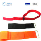 Adjustable Rubber Hook and Loop Strap