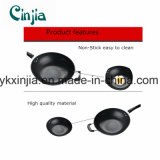 Nonstick Carbon Steel Fry Frying Pan with Kitchenware