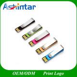 Metal Mini USB3.0 Disk Bookmark Clip Mini USB Flash Drive
