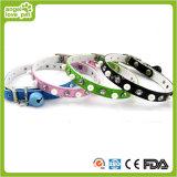 Pet PU Collar Dog or Cat Collar Pet Products