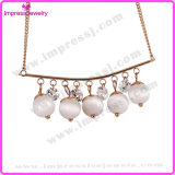 Wholesale China Pearl Lariat Necklace Stainless Steel Lariat Necklace