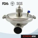 Stainless Steel Laval Lafa Type Sanitary Cpm Valve (JN-CPM1001)