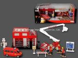 Kids Toy Car-F/W Firefighting Play Set