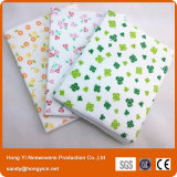 Needle Punched Nonwoven Fabric Polyester Car Cleaning Cloth
