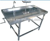 2016zjkr High Quality Pet Clinic Veterinary Dissecting Table