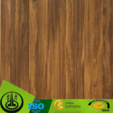 Walnut Wood Grain Paper for Floor and Furniture