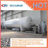 65000Liters 30Tons LPG Bobtail Tank/NGL Storage Tank