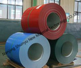 Shandong Color Coated Steel Coil/Aluminum/Zinc Color Coated Steel Coils