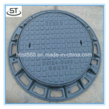 600mm Ductile Iron Manhole Cover for Dubai Market