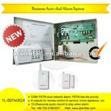 Business GSM+PSTN+GPRS Wireless Security Alarm (YL-007M3GX)