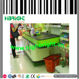 Supermarket Retail Checkout Counter for Sale