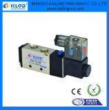 4V210-08 Air Solenoid Valves 220V AC Aluminum Body