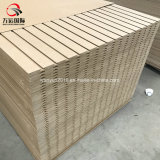 Decorative Wall Panel Slotted Board MDF